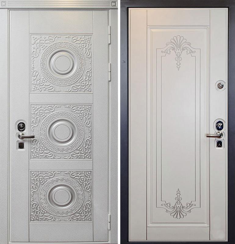 дверь металлическая входная 2200 900